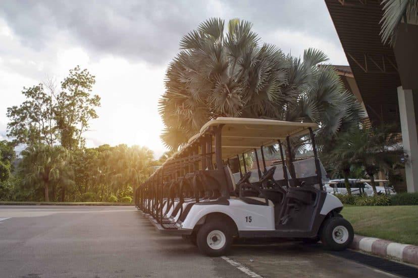 Port Aransas Golf Cart Rental