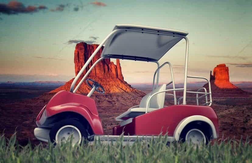 Off Road Golf Cart