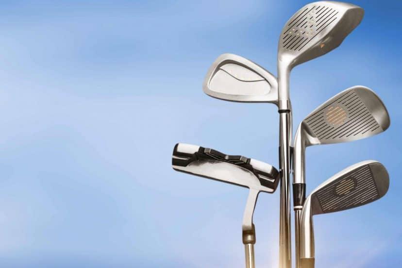 Golf Club Length Chart