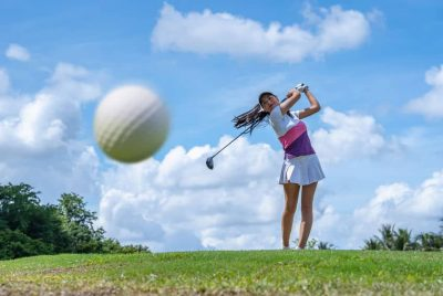 Golf Ball Flight Laws